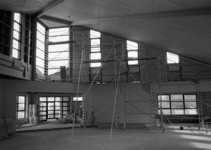 Gemeindehausbau innen 3-84 005